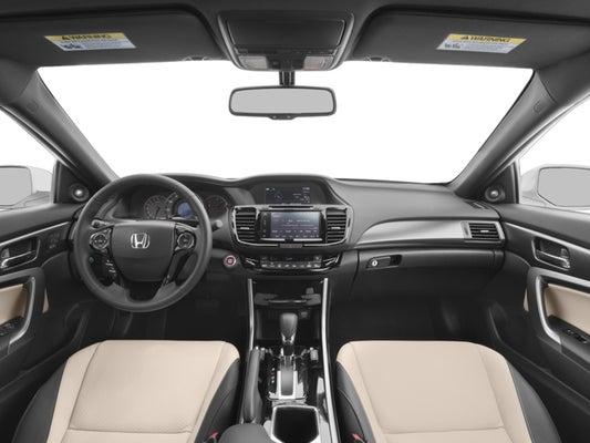 2017 Honda Accord Coupe Ex L V6 Baton