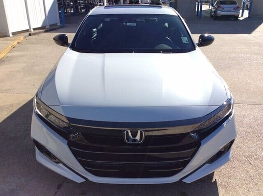 Honda Dealership Baton Rouge >> 2021 Honda Accord Sedan Sport Baton Rouge LA | Gonzales ...