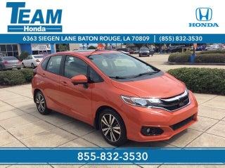 Honda Baton Rouge >> 2019 Honda Fit Ex Baton Rouge La Gonzales Denham Springs New