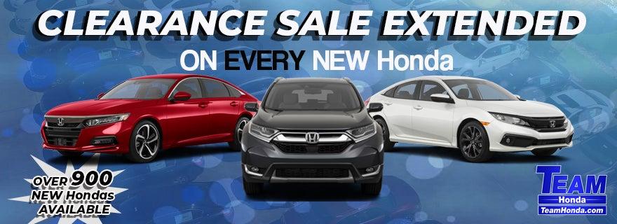 Team Honda | New & Used Honda Dealer in Baton Rouge | Near